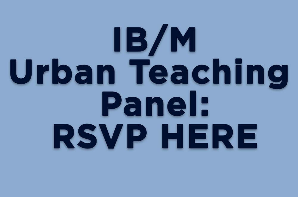 IB/M Panel