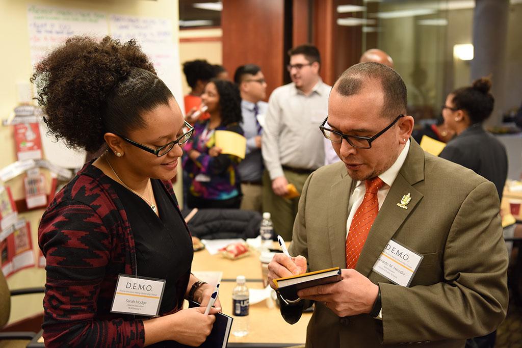 DEMO; Diverse Educators Making Outstanding Change