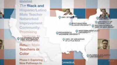 Screenshot of AACTE Video